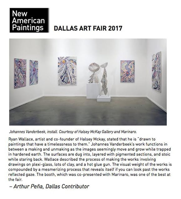 DAF New American Paintings Press