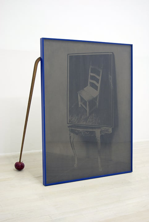 WEB Chair - Exhibition