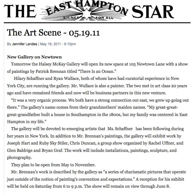 East Hampton Star 5.19